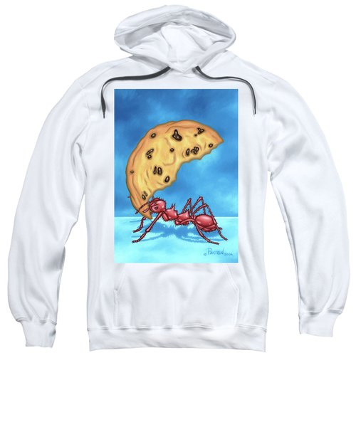 The Cookie Cutter Ant Sweatshirt
