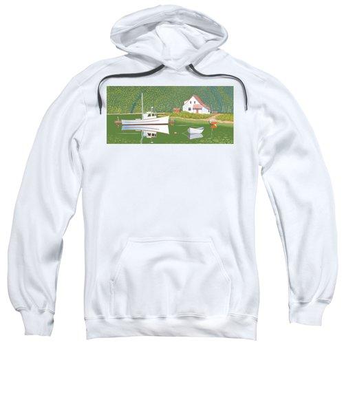 The Cottsge At Blackberry Point Sweatshirt
