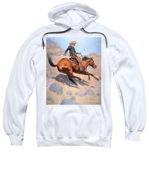 The Cowboy Sweatshirt