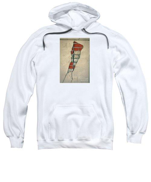 The Cracked Wall Sweatshirt