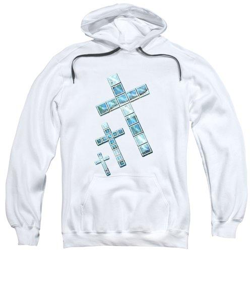 The Cross Speaks Of You Sweatshirt
