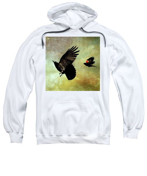 The Crow And The Blackbird Sweatshirt