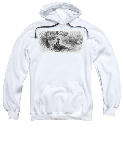 The Crow And The Fox Sweatshirt