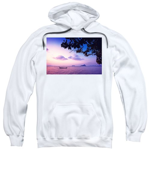 The Deserved Rest Sweatshirt