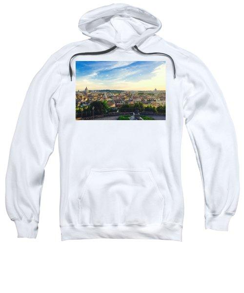 The Domes Of Rome Sweatshirt