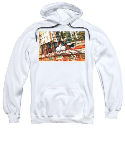 The Dove Boat Sweatshirt