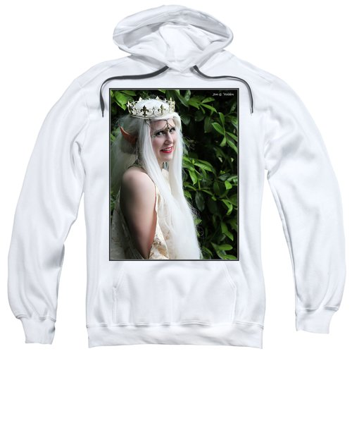 The Elven Queen Sweatshirt