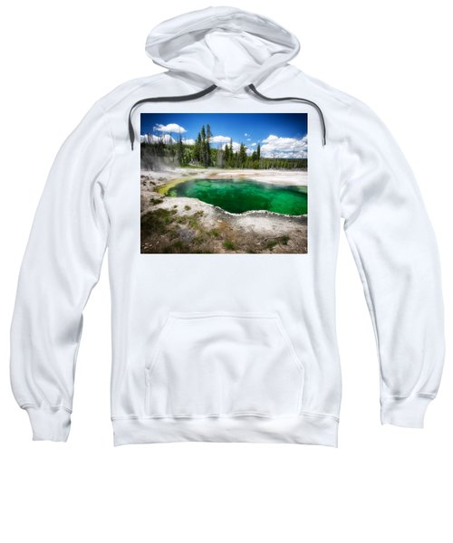 The Emerald Eye Sweatshirt