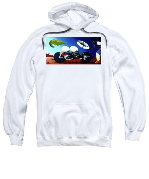 The Escape Sweatshirt