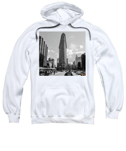 The Flatiron Building New York Sweatshirt