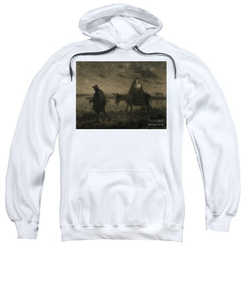 The Flight Into Egypt Sweatshirt