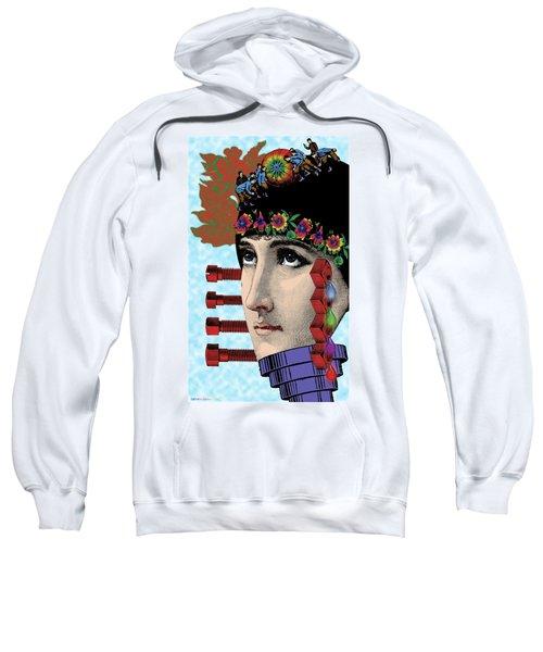 The Flow Of Memory Sweatshirt
