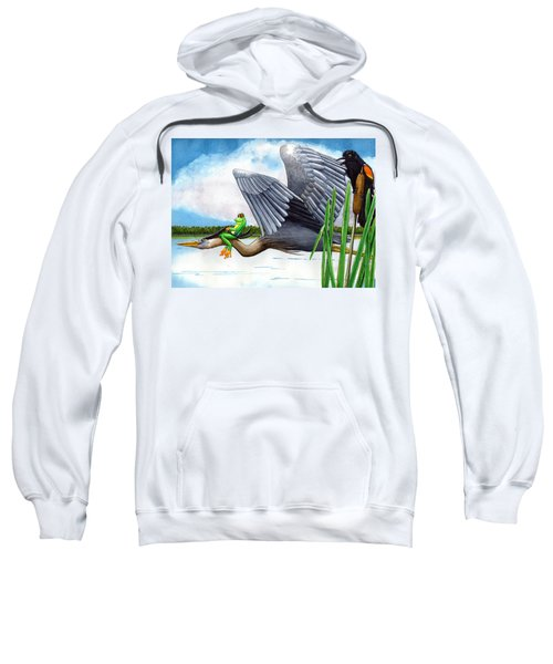 The Fly By Sweatshirt