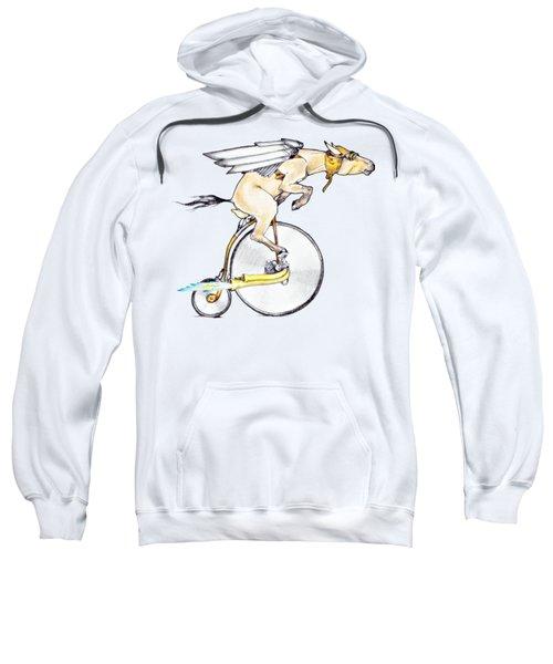 The Flying Mule Sweatshirt
