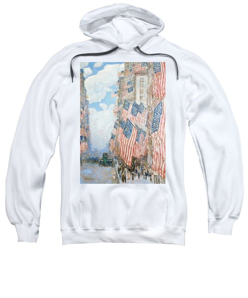 The Fourth Of July Sweatshirt
