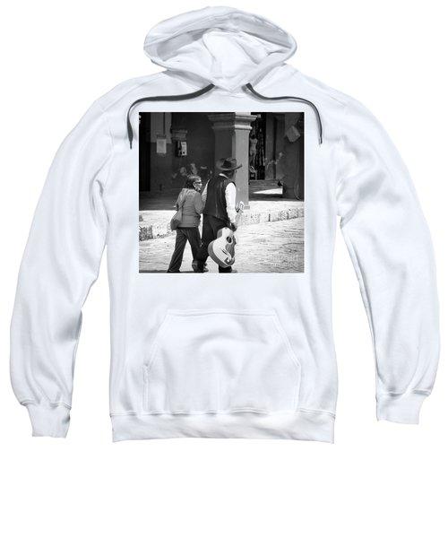 The Gig Is Over Sweatshirt