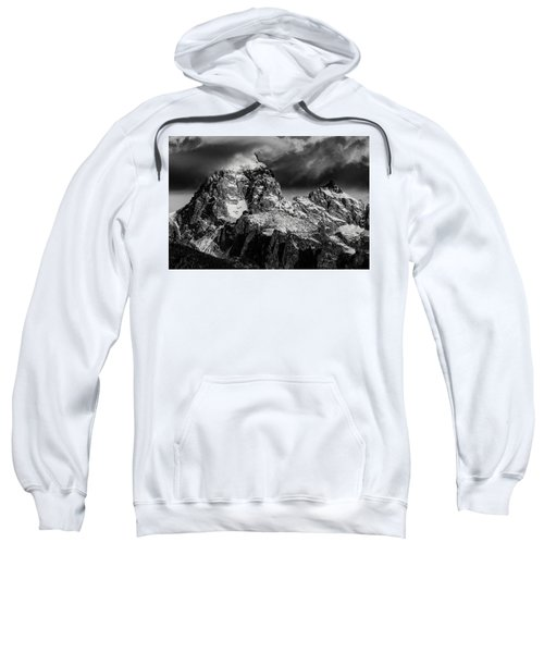 The Grand Teton Sweatshirt by Gary Lengyel