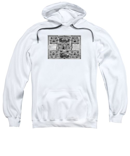 The Great National Memorial Sweatshirt by War Is Hell Store
