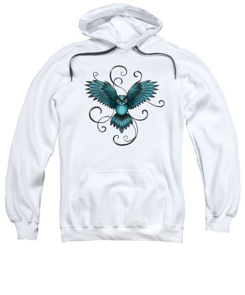 The Great Night Owl Of Kilmartin Sweatshirt