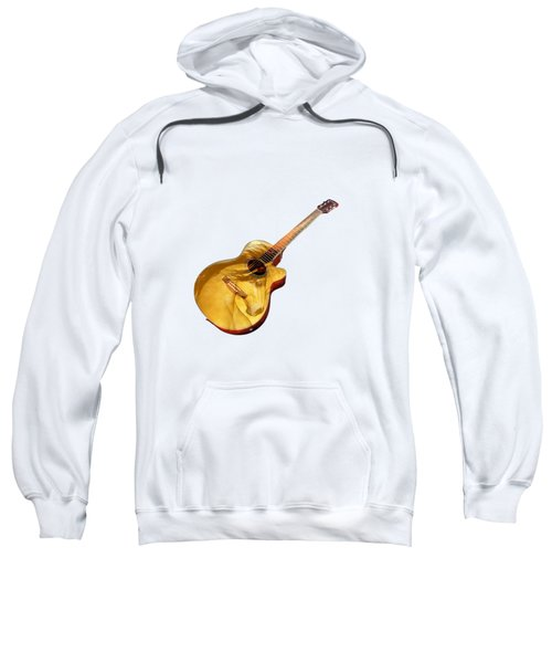 The Guitar Is A Lady Sweatshirt