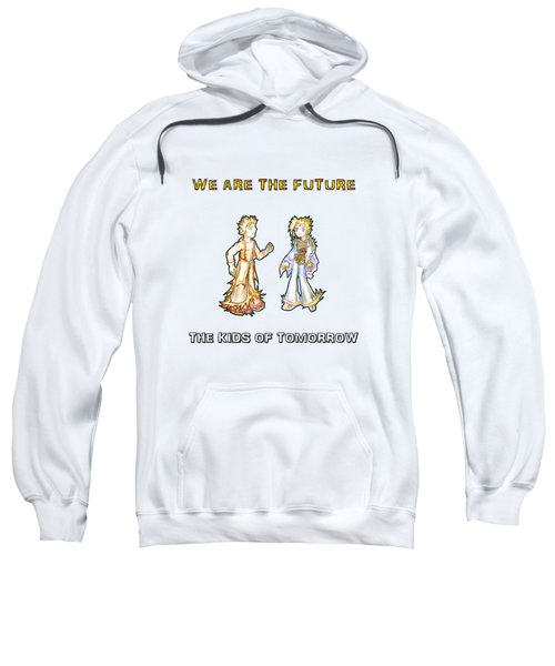 The Kids Of Tomorrow Corie And Albert Sweatshirt