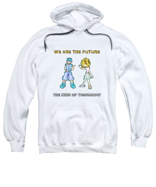 The Kids Of Tomorrow Toby And Daphne Sweatshirt