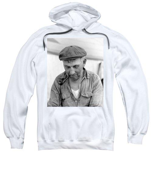 He Waltzes On Memories Sweatshirt