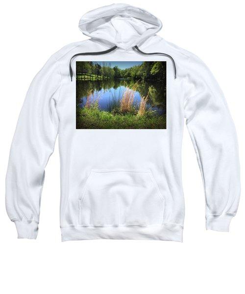 The Lake At Musgrove Mill Sweatshirt