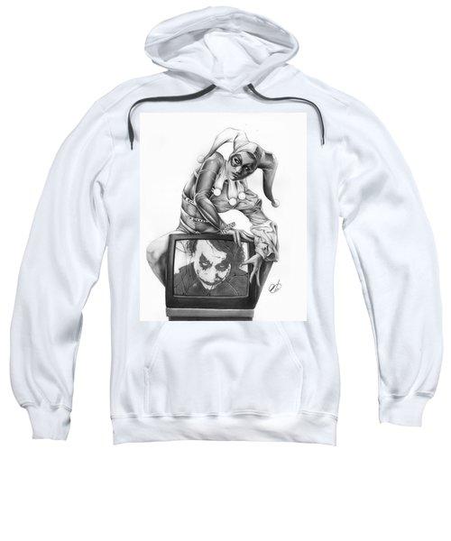 The Last Laugh Sweatshirt