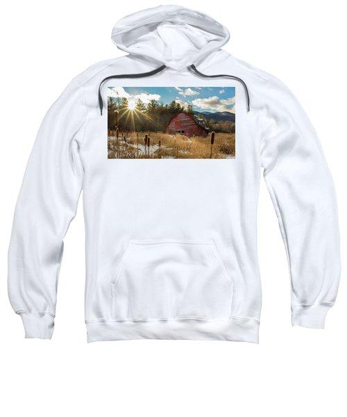 The Last Winter Sweatshirt