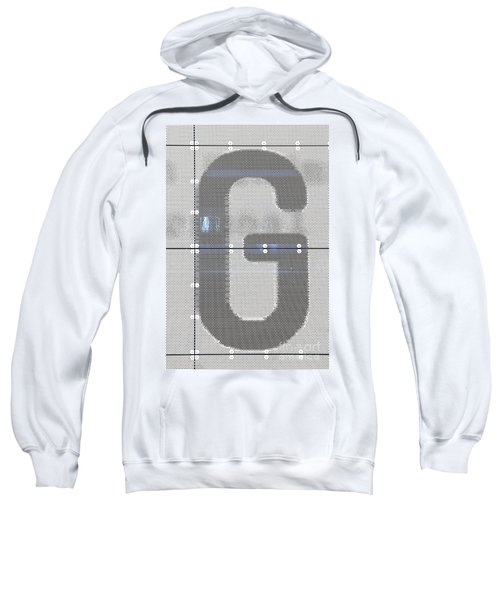 The Letter G Sweatshirt