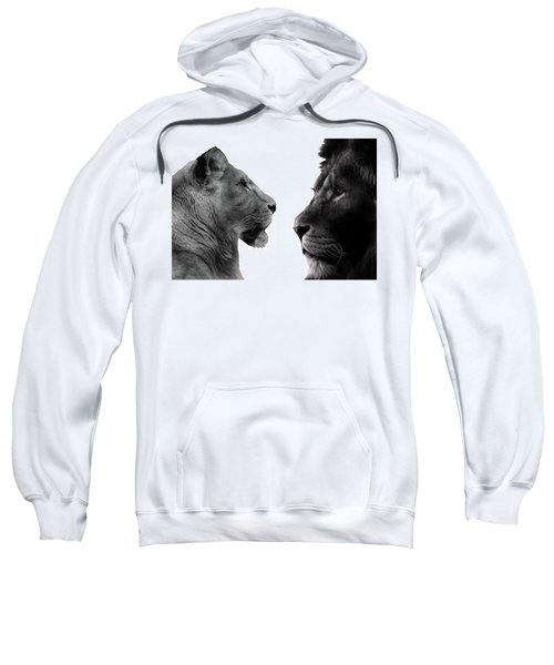 The Lioness And Lion Sweatshirt