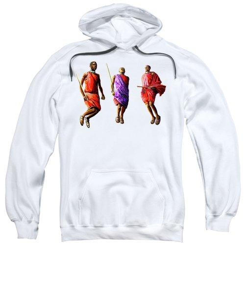The Maasai Jump Sweatshirt