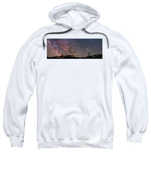 The Milky Way Core Sweatshirt
