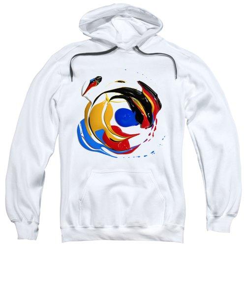 The Mix Up Sweatshirt