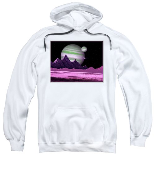 The Moons Of Meepzor Sweatshirt