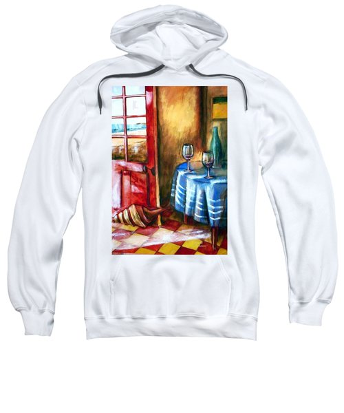 The Mystery Room Sweatshirt by Winsome Gunning