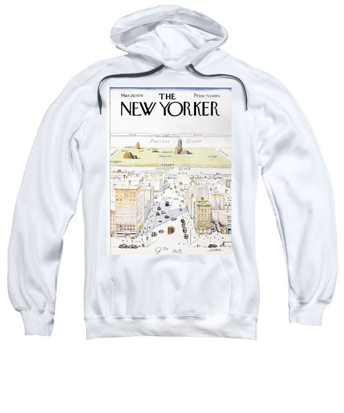 View From 9th Avenue Sweatshirt