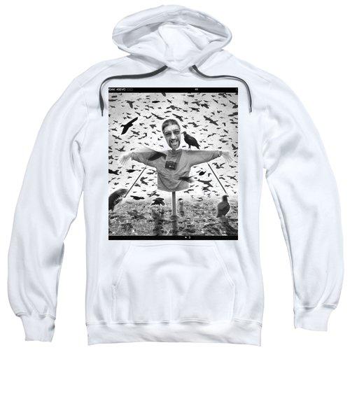 The Nightmare Sweatshirt by Mike McGlothlen
