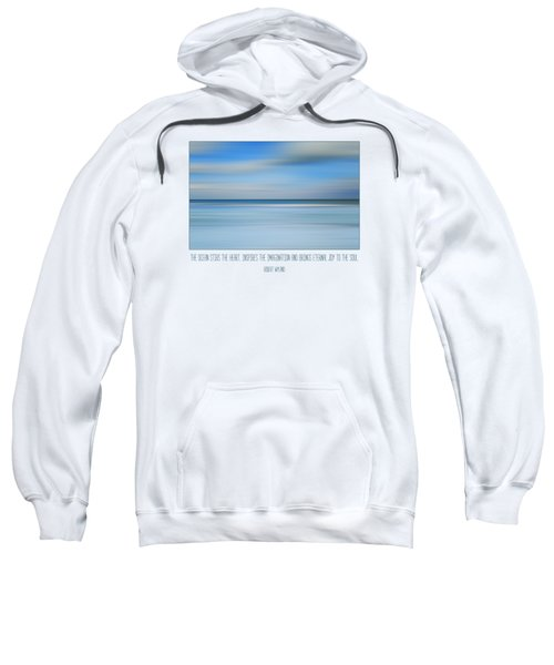The Ocean By Robert Wyland Sweatshirt