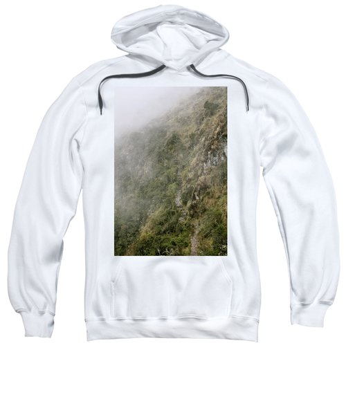 The Path To Self-discovery Sweatshirt
