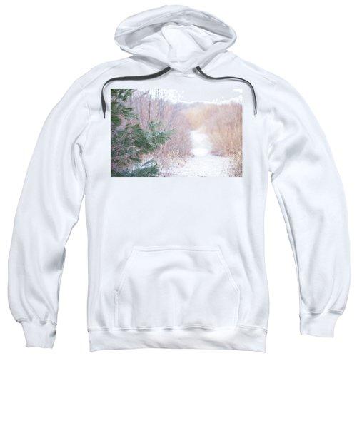The Path Untraveled  Sweatshirt