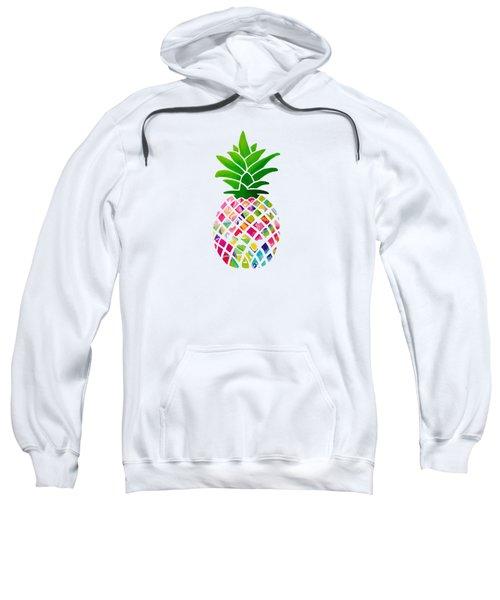 The Pineapple Sweatshirt by Maddie Koerber