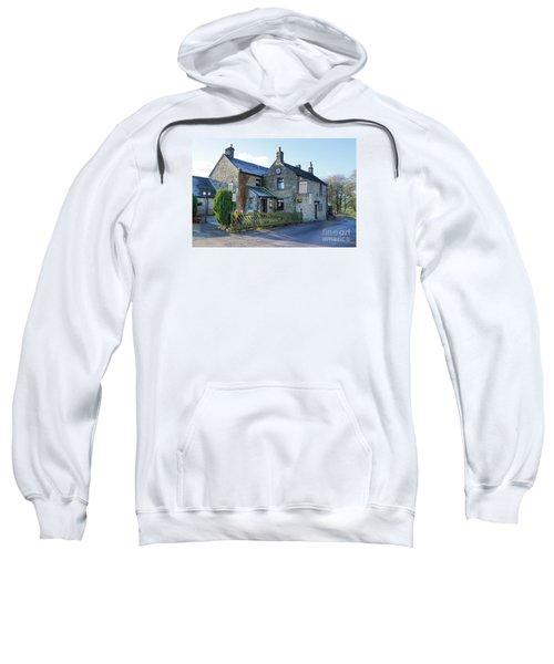 The Queen Anne At Great Hucklow Sweatshirt