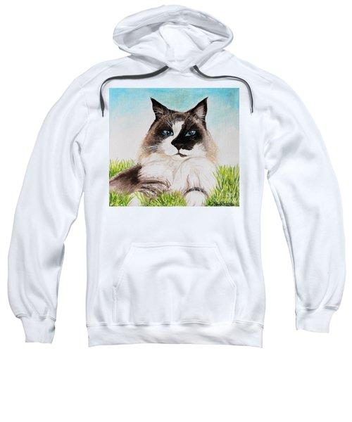 The Ragdoll Sweatshirt