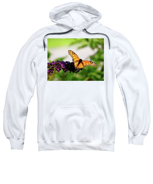 The Resting Monarch Sweatshirt