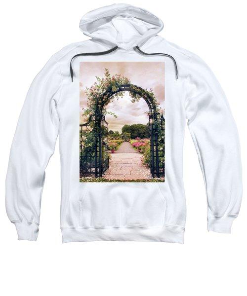 The Rose Allee Sweatshirt