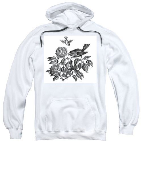 The Roses And The Sparrow Sweatshirt