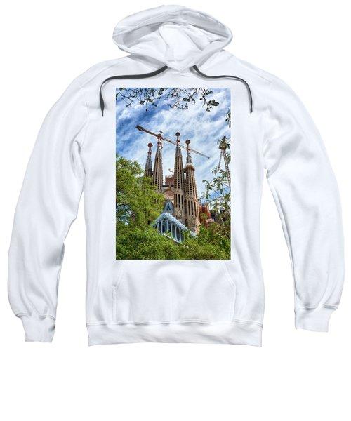 The Sagrada Familia Sweatshirt