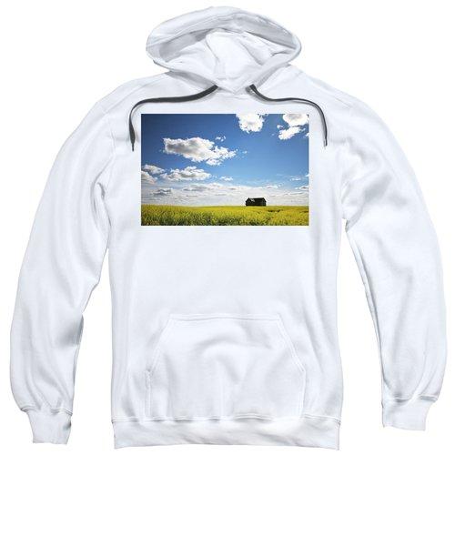The Saskatchewan Prairies II Sweatshirt